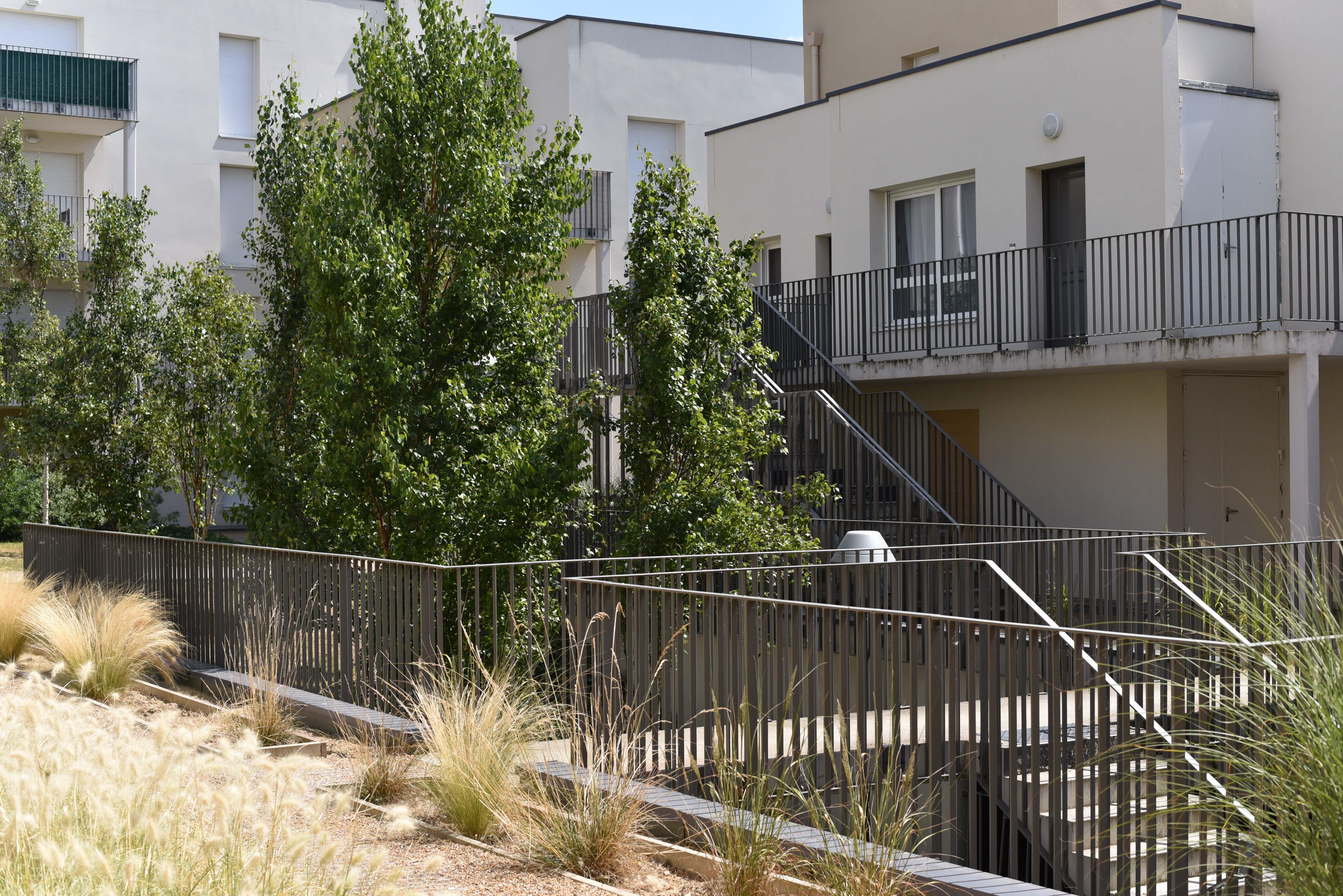 ZAC du Plateau des Capucins – Residence Agora