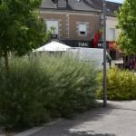 Place de la Mairie St Sylvain d'Anjou